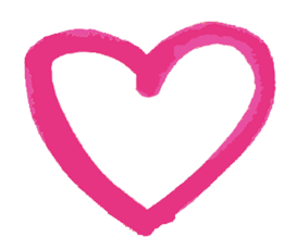 picture of a pink heart - Emayti australianuniversities co